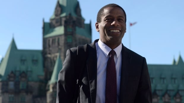 Liberal MP Greg Fergus (Hull-Aylmer) says the plan to legalize marijuana should take into account the fact that the black community has been disproportionately criminalized for using the drug.