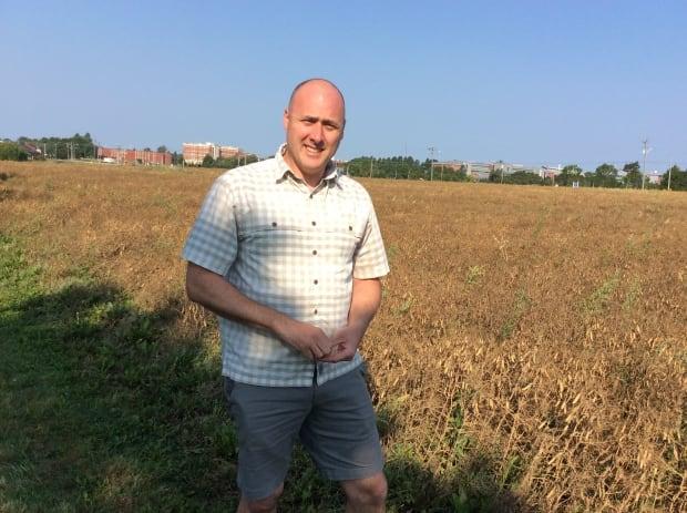 Organic acres Aaron Mills