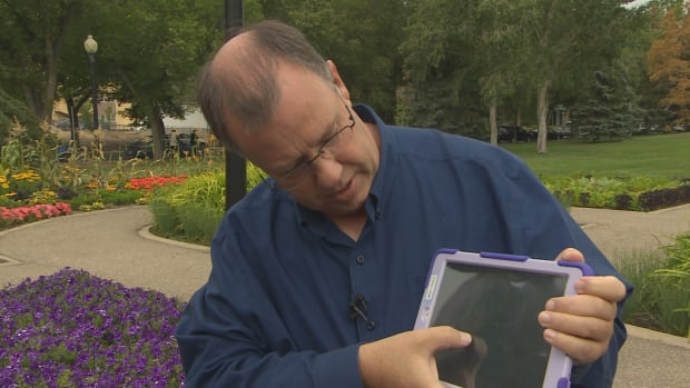 Russ Eirich, the city's manager of horticulture, says all flowers in public parks and spaces have been added to an easy-to-use online map.