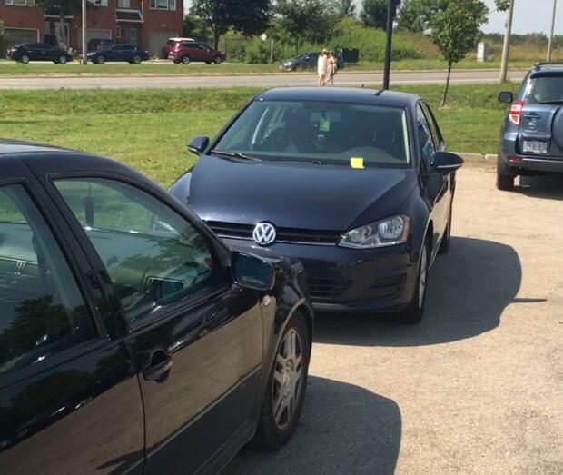Solar Eclipse Parking