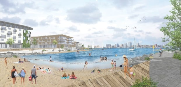Kings Wharf redesign proposal