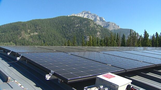 Banff solar