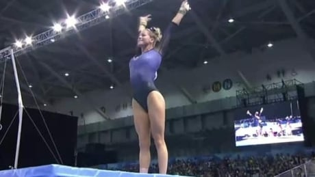 Brittany Rogers wins vault gold at Summer Universiade