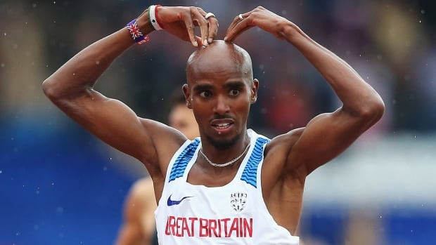 Mo Farah wins thrilling 5000 at Zurich to end track career
