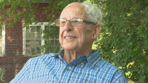 Memories of Leard's Mill run swift and clear for Warren Leard, 92.