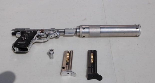 Edmonton guns