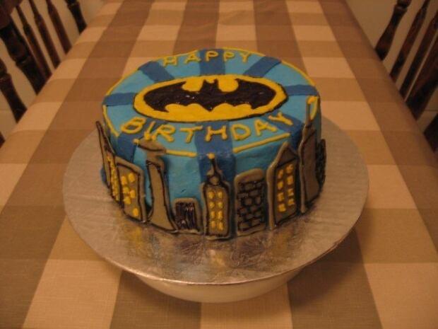 Kids Birthday Cakes Winnipeg