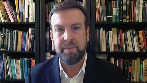 Howard Anglin, executive director, Canadian Constitution Foundation