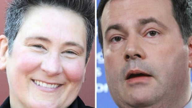 k.d. lang invited UCP leadership hopeful Jason Kenney to her concert in Calgary to sit down and discuss LGBTQ rights with her.
