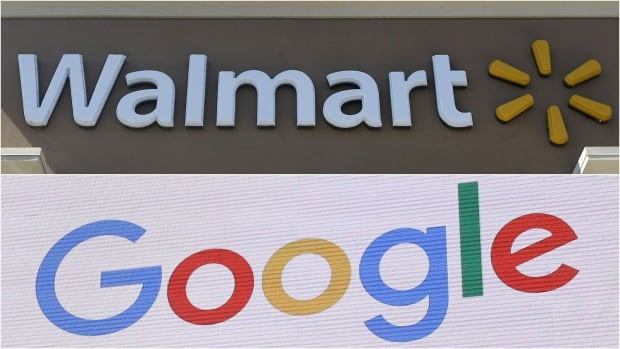 Google and Walmart are teaming up to take on a common enemy: Amazon.