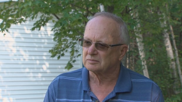 Ed Hanscomb worked at Co-Op Atlantic for 40 years, only to have 32 per cent of his pension ripped away after the company filed bankruptcy.