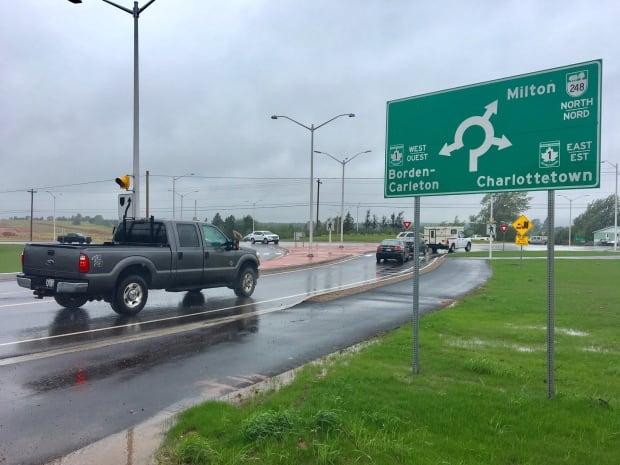 North River Access Road