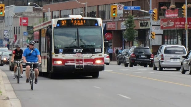 A TTC driver is being charged with careless driving after a woman was struck and killed.