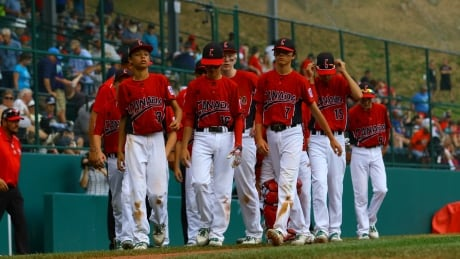 Canada hits speed bump at Little League World Series