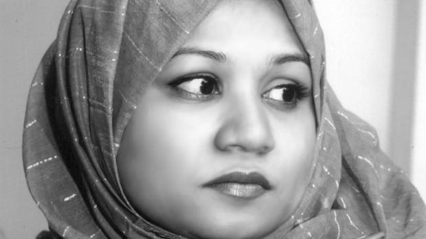 Kaniz Fatima said she felt a responsibility to talk against racism and Islamophobia.
