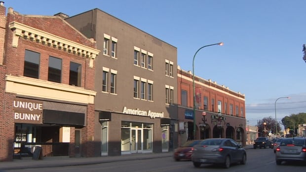 The former American Apparel location in Osborne Village will become a gym by the end of 2017.