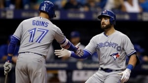 Blue Jays edge Rays with 6-homer effort in Tampa Bay