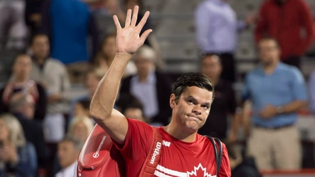 Canada's Milos Raonic will miss the upcoming U.S. Open with a wrist injury.