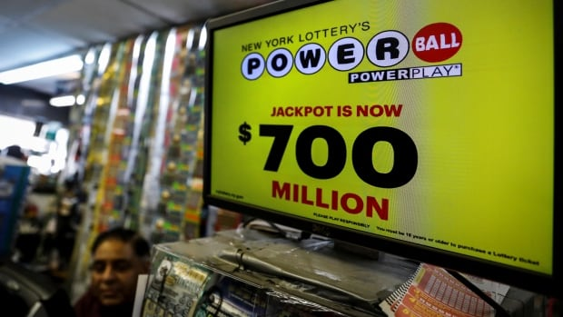 USA  hospital worker claims huge Powerball lottery jackpot - and quits job