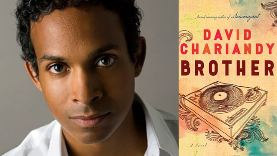 Brother is David Chariandy's second novel.