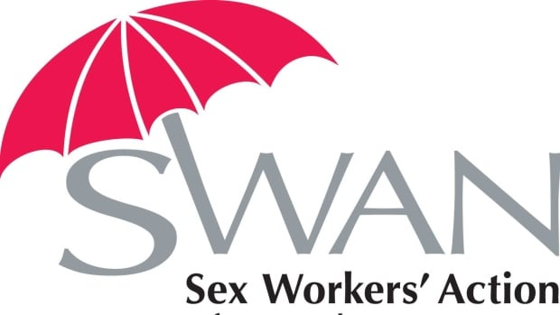 The Sex Workers' Action Network is developing stickers, not unlike the red umbrella in their logo, so that agencies can signify themselves as 'sex-worker friendly' environments.