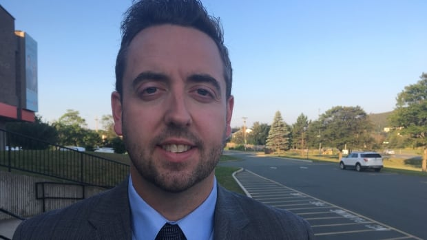 Andrew Parsons is Newfoundland and Labrador's Justice and Public Safety Minister.