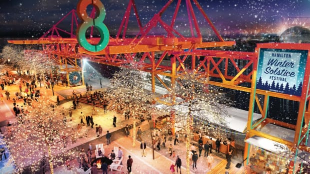 The winning proposal for the development of the Pier 8 promenade comes from a design team led by Forrec Ltd.
