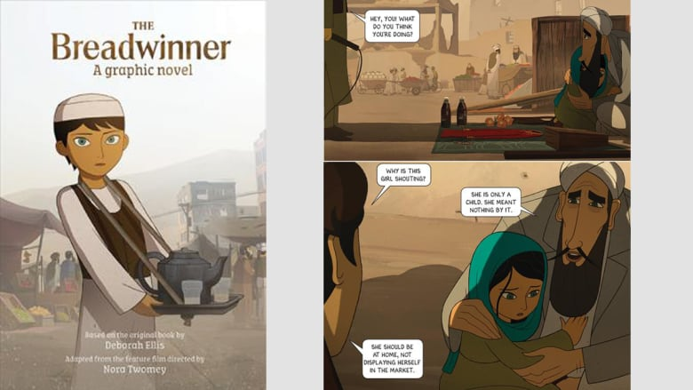 a short comprehensive analysis of the breadwinner a book by deborah ellis Amazoncom: the heaven shop (9781554550869): deborah ellis: books interesting it's very short  the heaven shop, by deborah ellis is about a 13- year old girl.