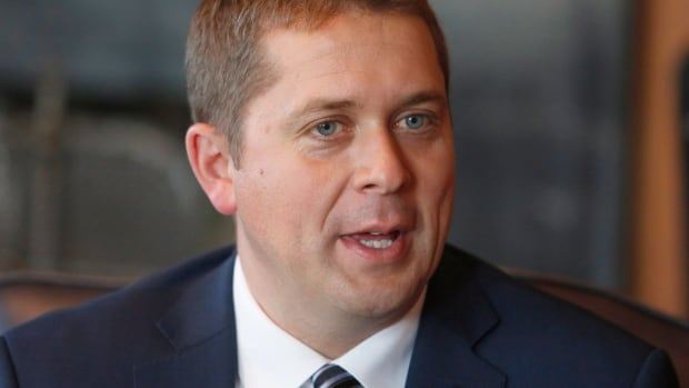 Conservative Party leader Andrew Scheer said it's inappropriate for the federal government to decline funding for faith groups because of their positions on abortion.