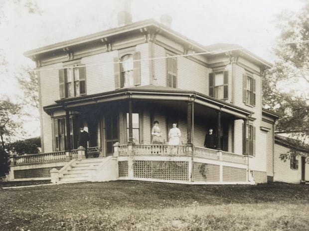 Shaughnessy family home