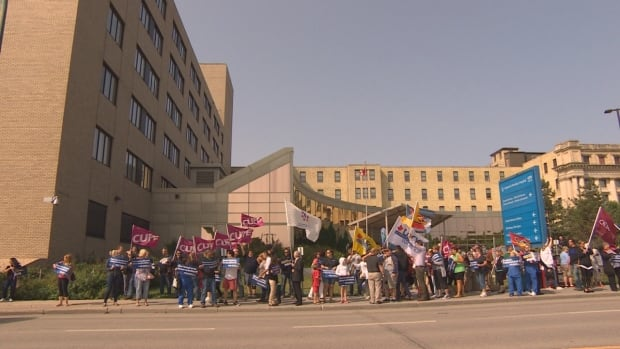 St. Boniface rally