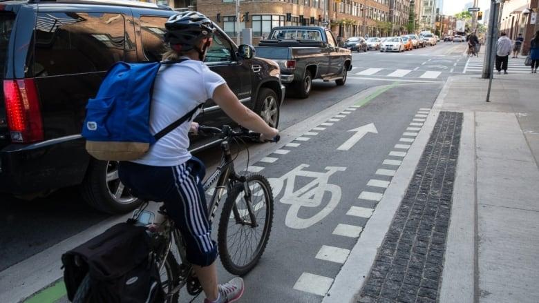 bike lane proposal