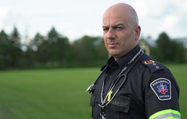 Darryl Wilton Ottawa Paramedic August 24, 2017