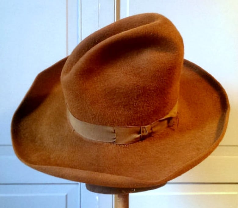 Why the Stampede is interested in this old hat that could belong to ... ce2f68ed5e6