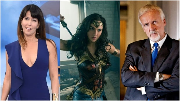 James Cameron calls 'Wonder Woman' a step backwards for women in Hollywood