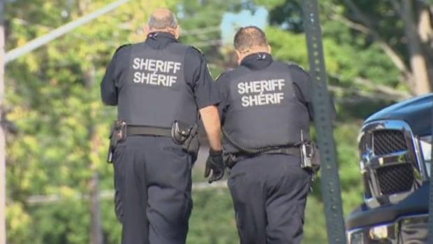 Sheriff S Officers Start Carrying Guns At New Brunswick
