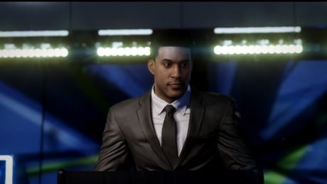 Madden 18 Longshot press conference