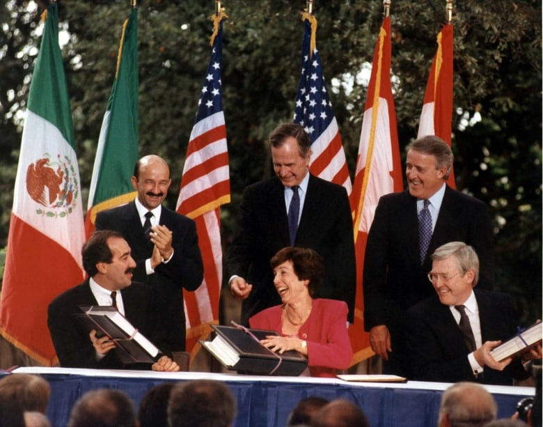 Trump Not Likely To Terminate Nafta Anytime Soon Says Original