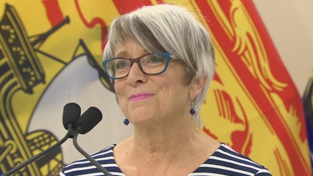 Finance Minister Cathy Rogers doesn't offer much hope to Saint John that its proposed changes to the property tax system in New Brunswick will get anywhere.