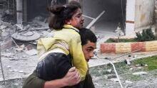 Syria Aleppo Timeline