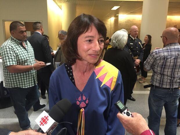 Justice Celynne Dorval ottawa court indigenous