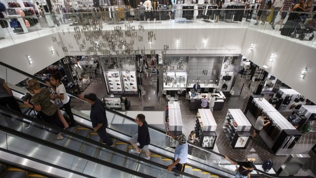 Londonderry Mall in Edmonton invested millions in a re-development that has Simons as its major anchor tenant.