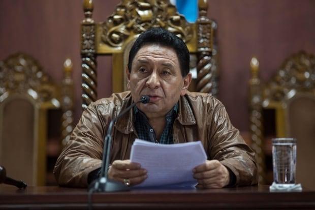 Guatemala UN President
