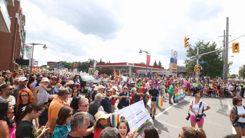 Capital Pride testing ground for safety campaign