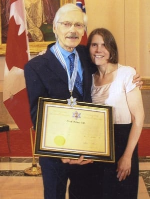 Chad Allan order of Manitoba