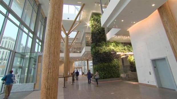 Edmonton Federal Building