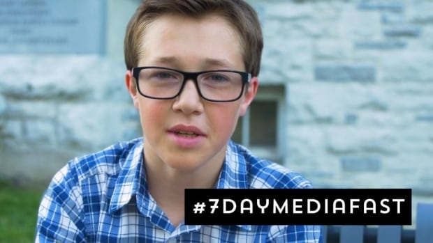 Researchers produced a video featuring the teens discussing what happened when they took a week-long break from social media.