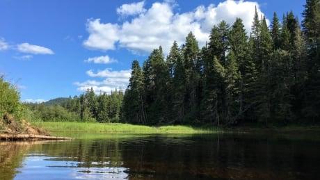 rivière du Diable, Mont-Tremblant National Park