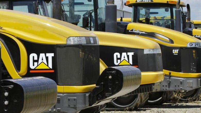 Toromont To Buy Quebec Based Hewitt Heavy Equipment