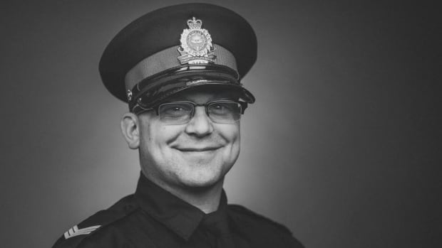 Sgt. David Jones has served with the Edmonton police for nine years.